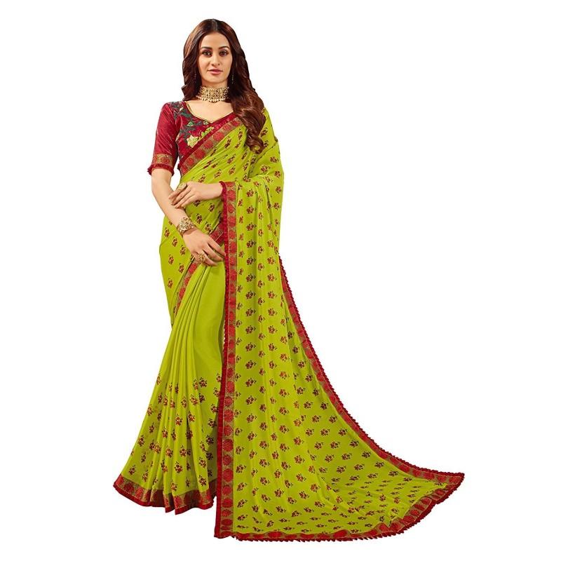 dblm Fashion Saree